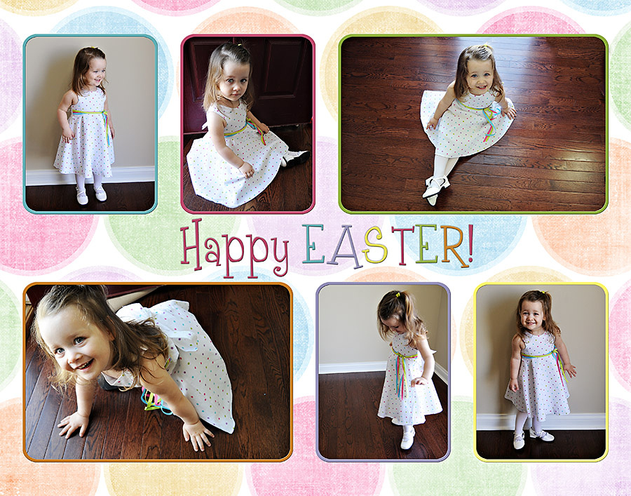 Easter Collage 2009